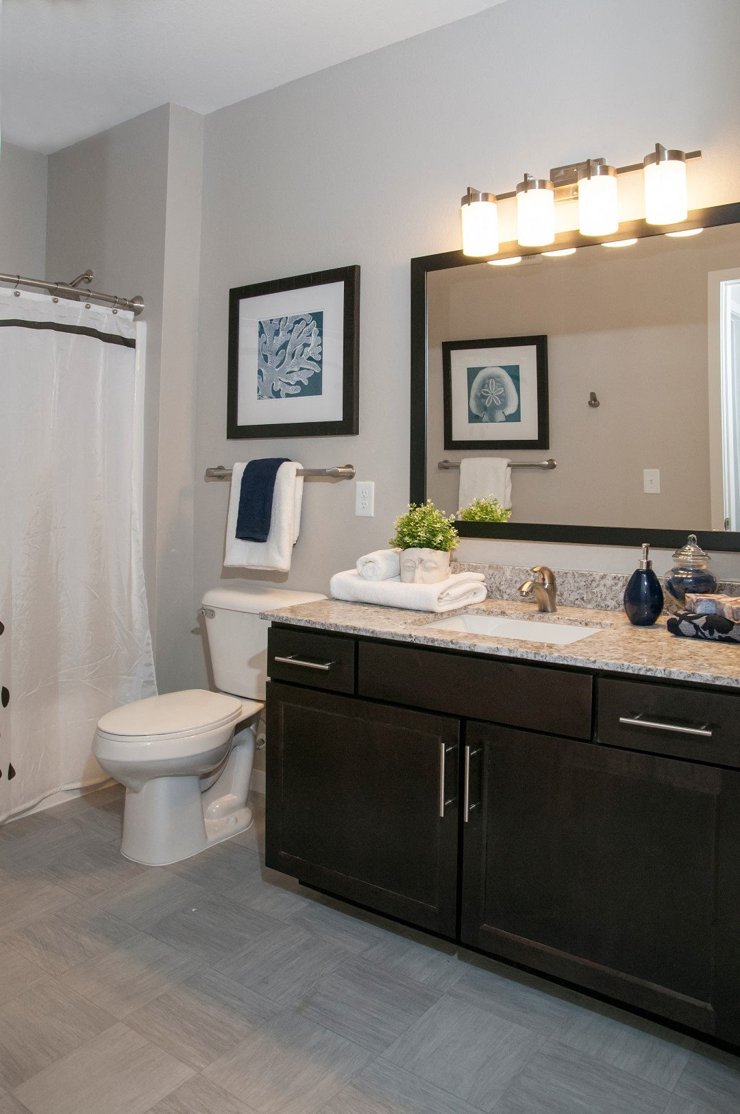 Spacious Bathrooms at  The Axis, MN, 55441